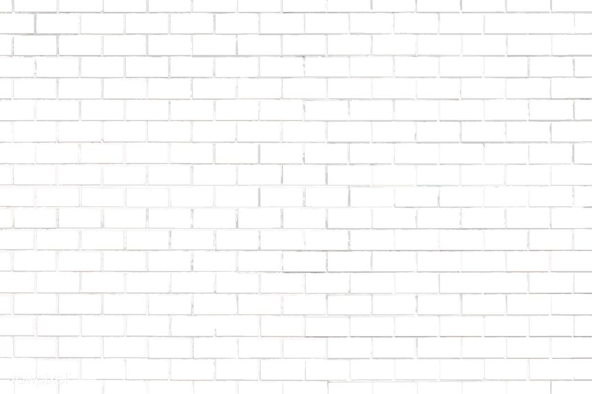 White Brick Wall Textured Background Vector Free Image By Rawpixel Com White Brick Background Brick Wall Background White Brick