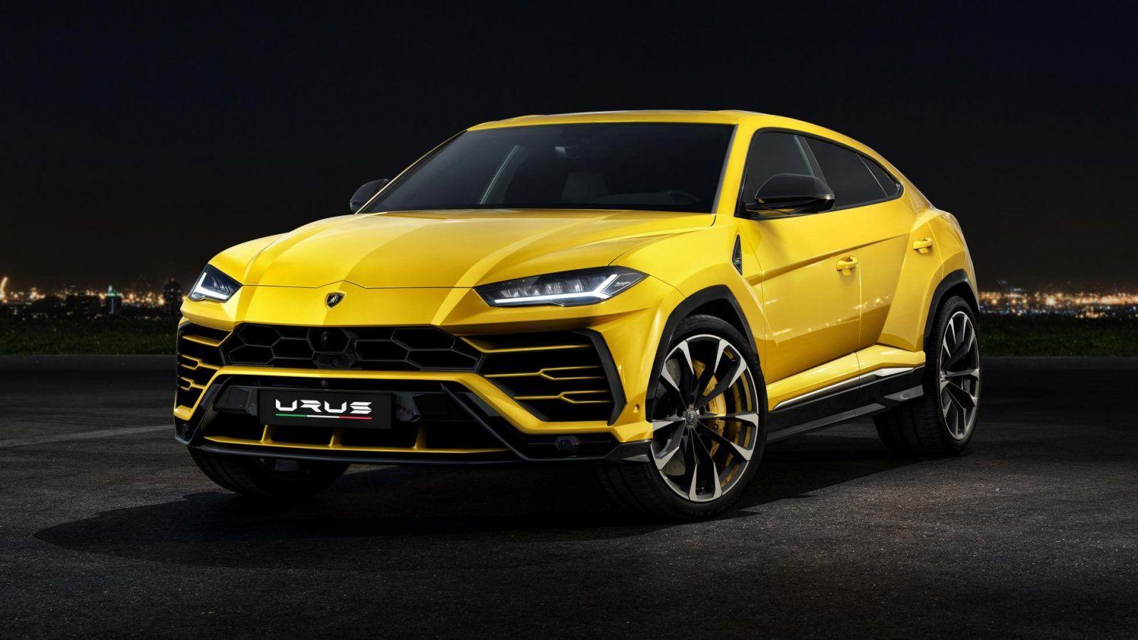 2019 Lamborghini Urus World Premiere Of Ssuv Son Of A Rambo Lambo Car Shopping Car Revs Daily Com In 2020 Hybrid Car Suv Super Cars