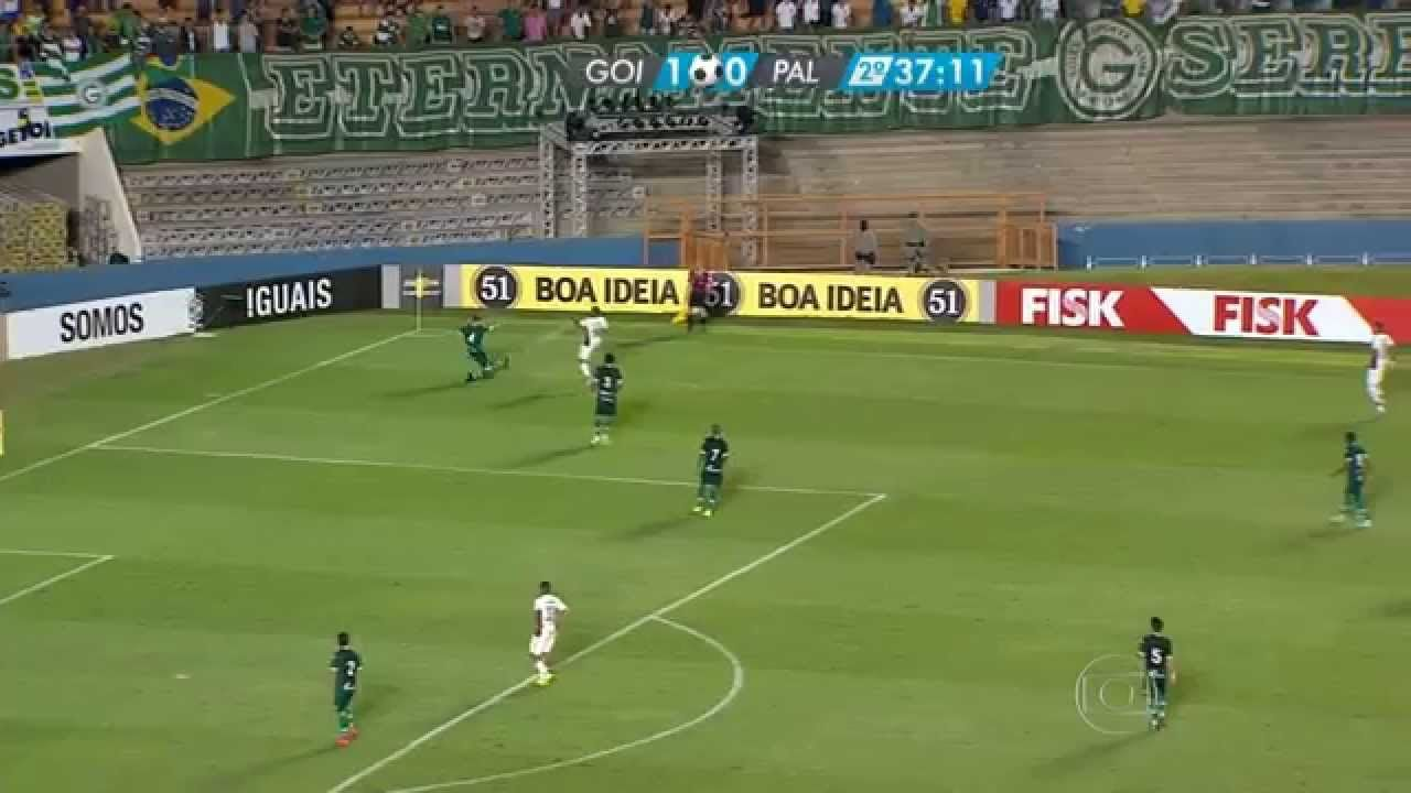 Veja Como Assistir Jogo Do Goias X Palmeiras Ao Vivo Na Tv E