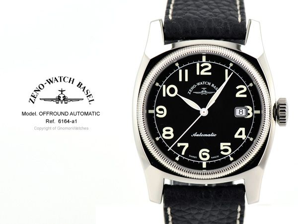 Military Automatic 42mm Ref. 6164-a1