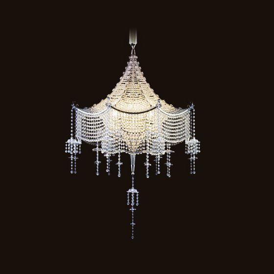 Carl Witzmann Pagoda Chandelier, 1931  http://www.architonic.com/pmgal/pagoda-chandelier-lobmeyr/2040371