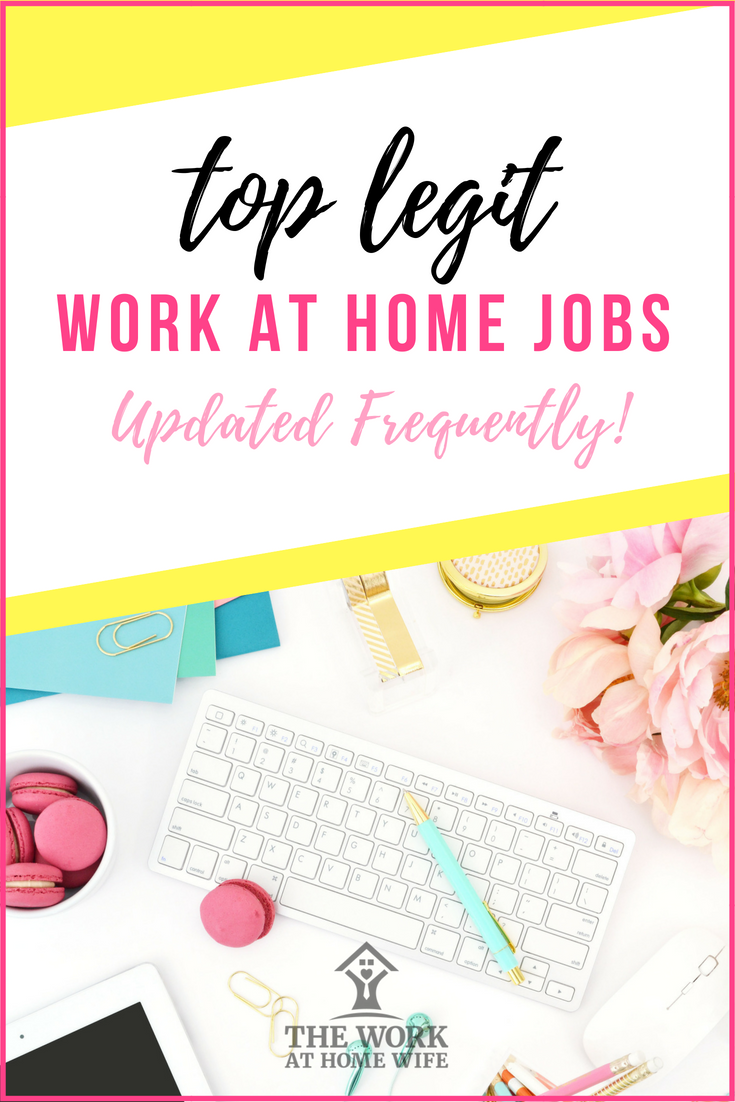 The Best New Work From Home Job Leads Work From Home Jobs