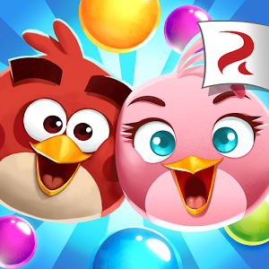 full Angry Birds POP Bubble Shooter v2.4.0 MOD Apk