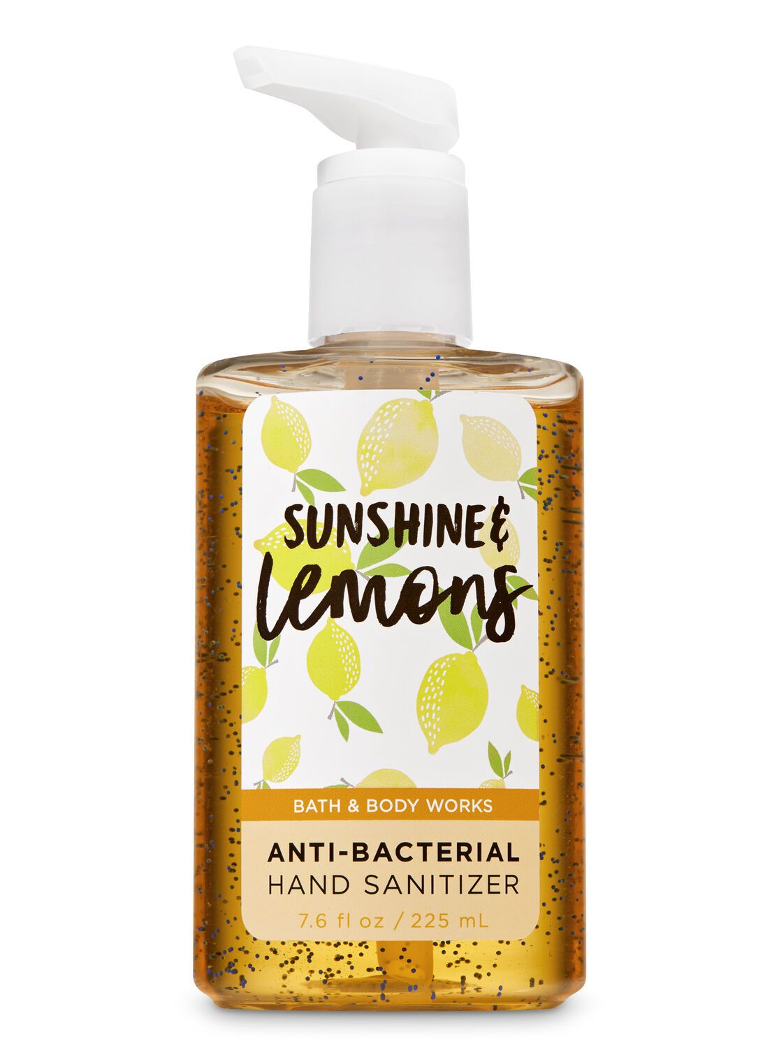 Bath Body Works Sunshine Lemons Hand Sanitizer 7 6 Fl Oz In