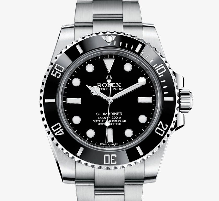 Image from http://stylewile.com/wp-content/uploads/2014/10/Rolex-Submariner.jpg.