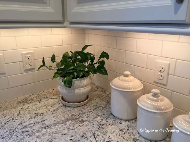 My New White Kitchen Reveal | Granito y Cocinas