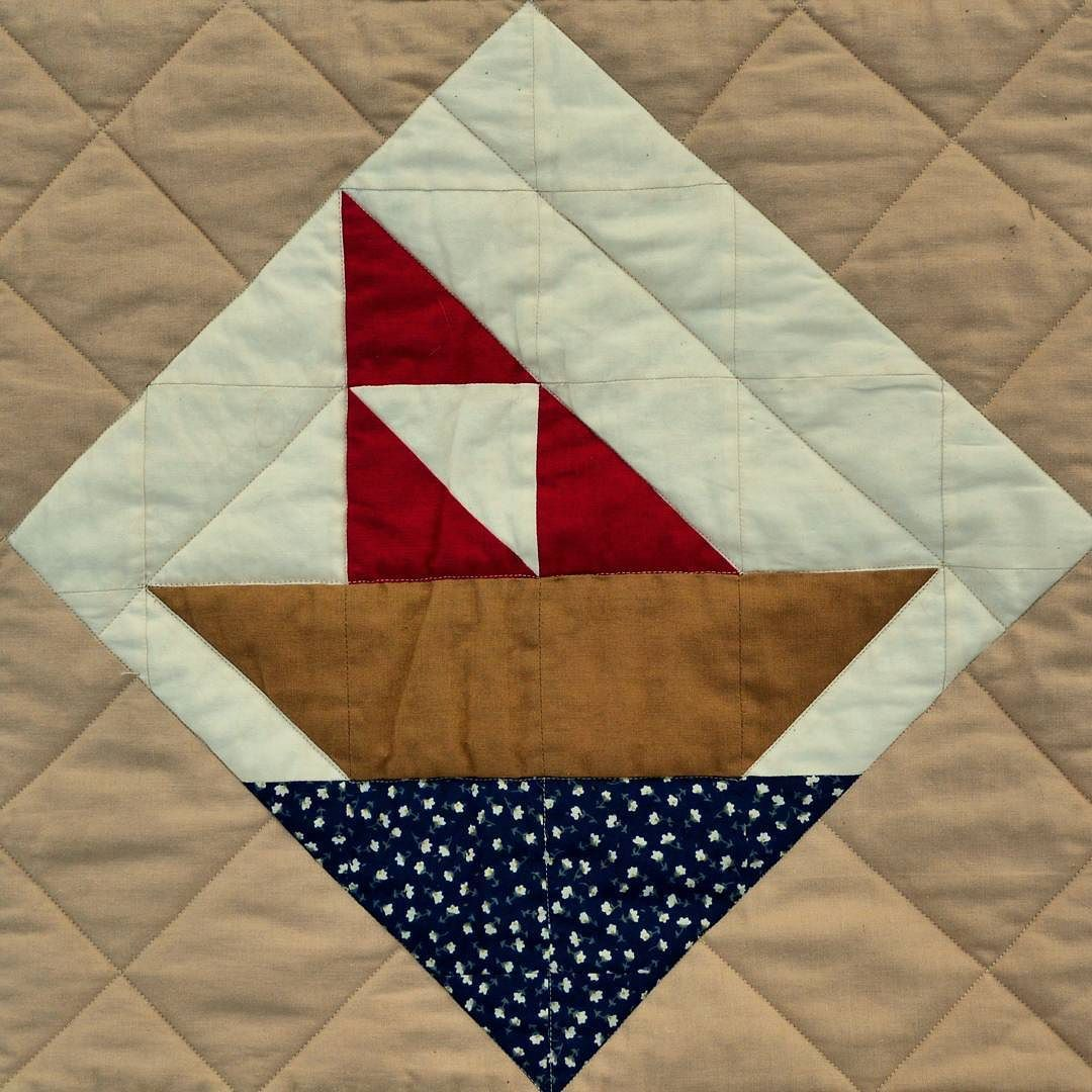 Symbol Number 14 On The Quilt Inspired By The Underground