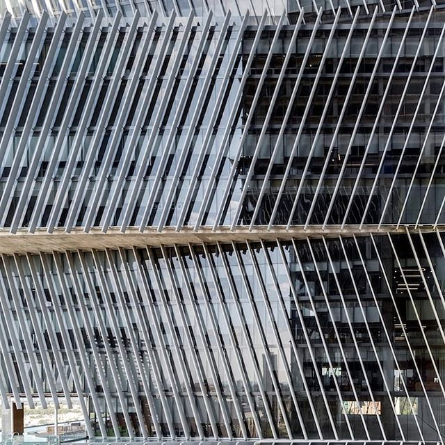 Américas 1500 | #MixedUse #Guadalajara #ZoomIn #Facade #Geometry #Architecture #Textures  #Mexico #SordoMadaleno 📷 @rafaelgamo