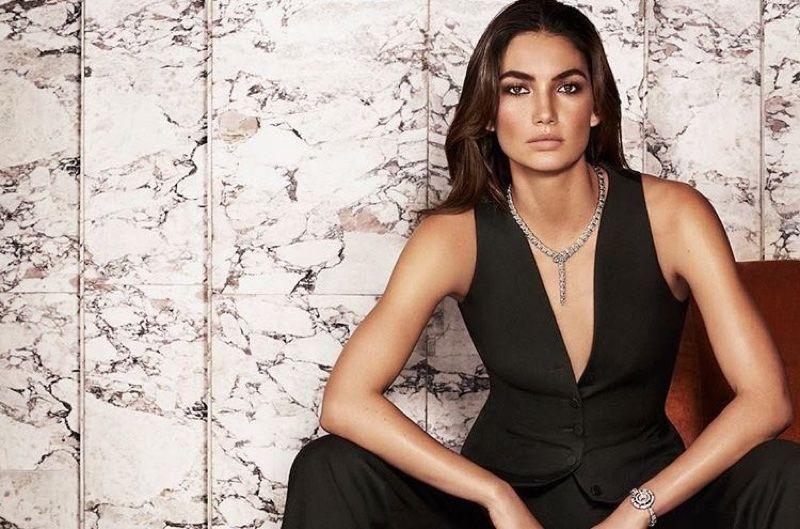 Bulgari taps Lily Aldridge as its fall 2016 jewelry ambassador   Fashion, Star fashion, Lily aldridge