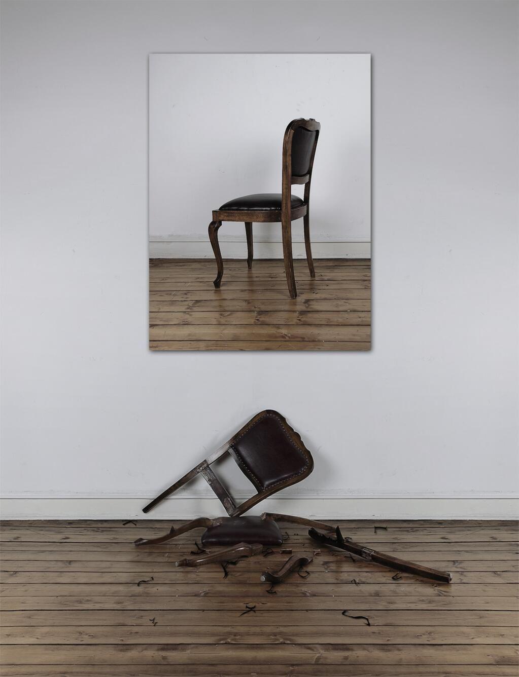 Ismet Dogan Contempoartist Twitter Art Chair Conceptual Art Chair