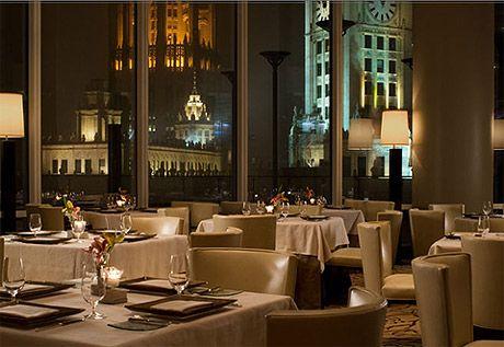 Fine Dining Top 10 Restaurants Chicago Best Trump International Hotel Beach Resorts
