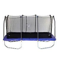 Skywalker Trampolines 15 Rectangle Trampoline And Enclosure Blue