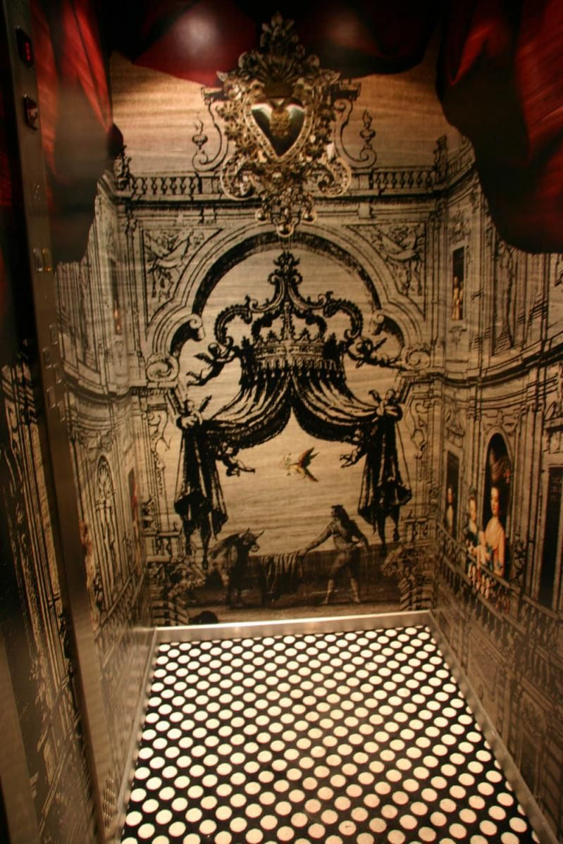 Hotel petit moulin in paris by christian lacroix http Hotel christian lacroix