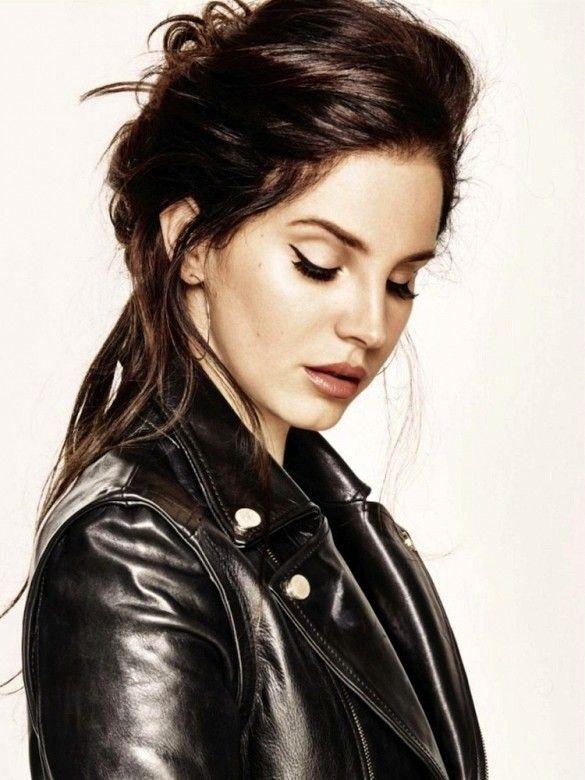Lana leather jacket
