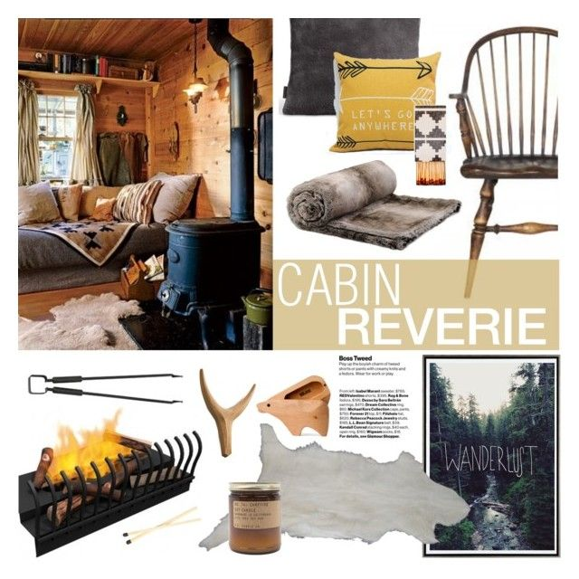 Cabin Reverie Cabin Design Home Decor