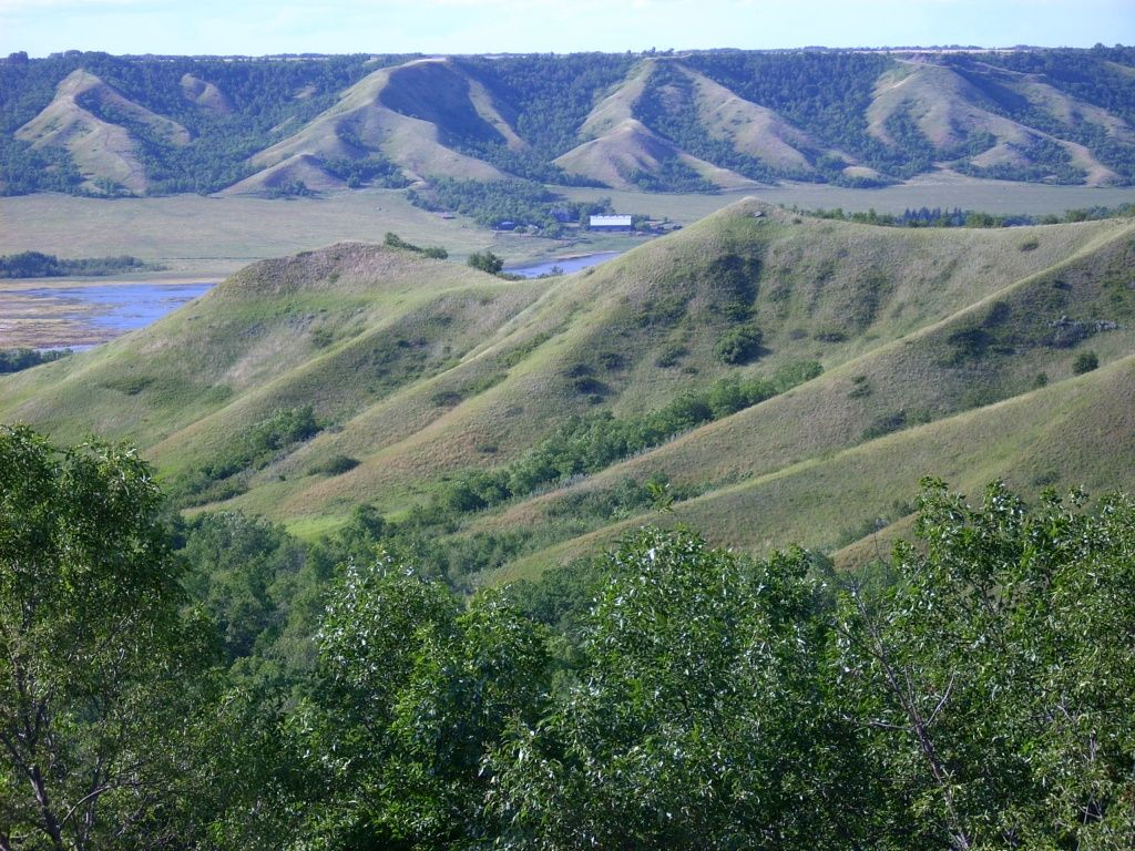 Qu'Appelle Valley, Saskatchewan. this is so close to home we take it for granted. shouldn't