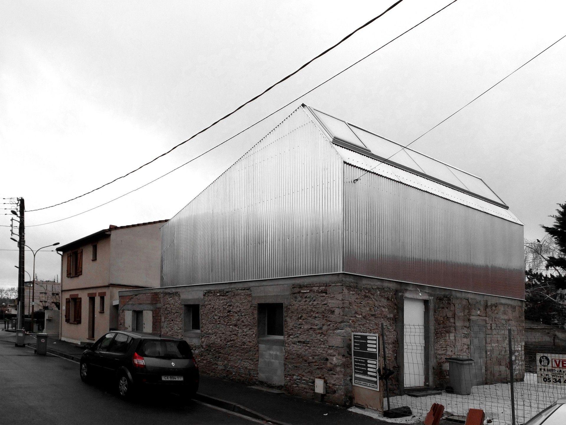 M by bast bureau architectures sans titre materials steel