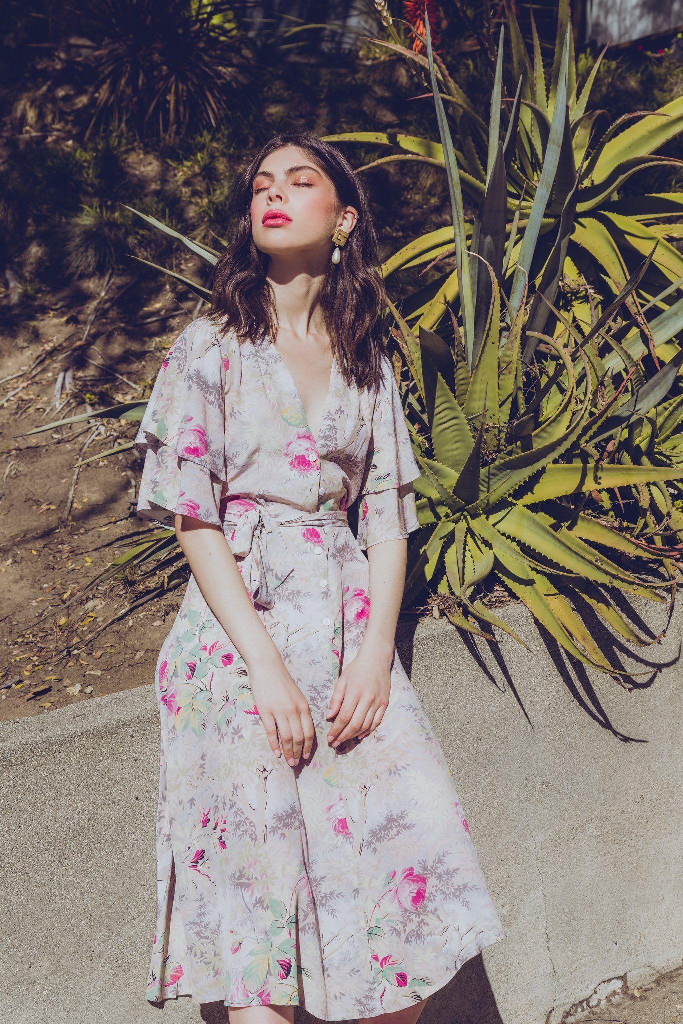 Chloe Dress Kristinit Dresses, Chloe dress, Silk dress
