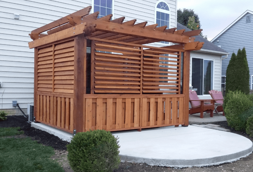 50 Incredible Suitable Outdoor Hot Tub Enclosures On Budget Ideas