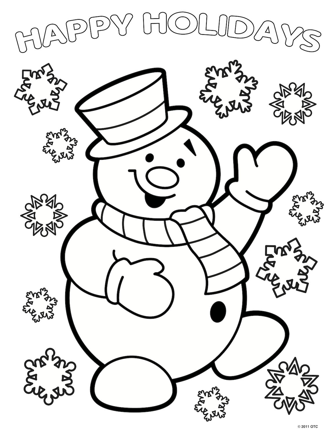 Exclusive Image Of Coloring Pages For 3 Year Olds Entitlementtrap Com Printable Christmas Coloring Pages Snowman Coloring Pages Free Christmas Coloring Pages