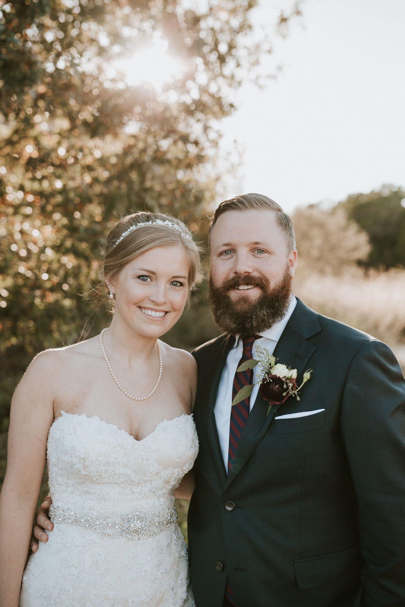 Brittany + Stephen // Wildflower Center Wedding — Diana