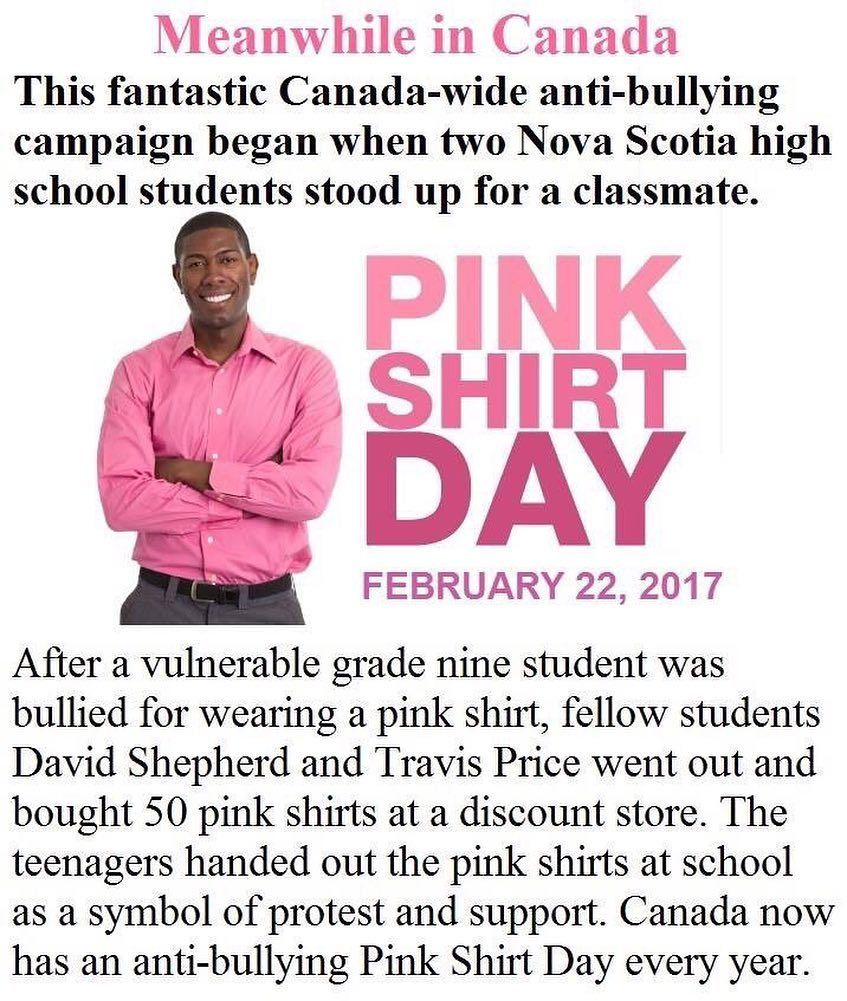 #PinkShirtDay stand up to bullying- no such thing as an innocent bystander #ldnont  - wear your pink - take a position and make yourself visible  #realestate #ldnont #realtor #selling #luxuryhomes www.kimcan.ca  #Sutton #londonontario #architecture  #condominium #Iveybusinessschool #UWO #lhsc #victoriahospital #suttonselect #broker #Ivey #Toronto #homesforsale #sold #photography #virtualtour #decor #design #antibullying #forsale #community #mentalhealth  #londonlife #kimmullan
