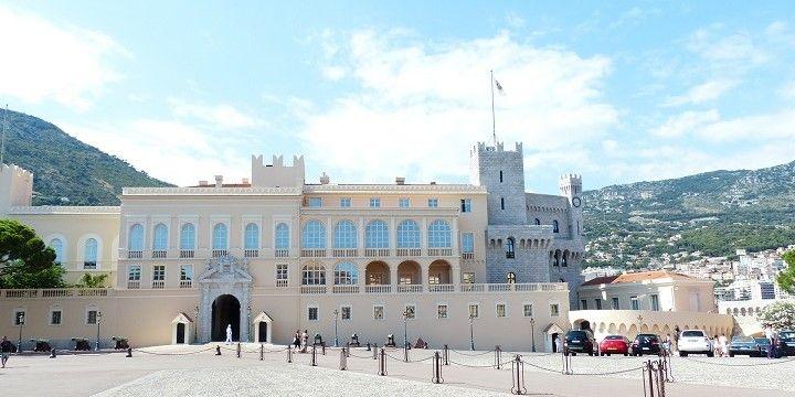 Prince's Palace of Monaco, Monaco, Europe