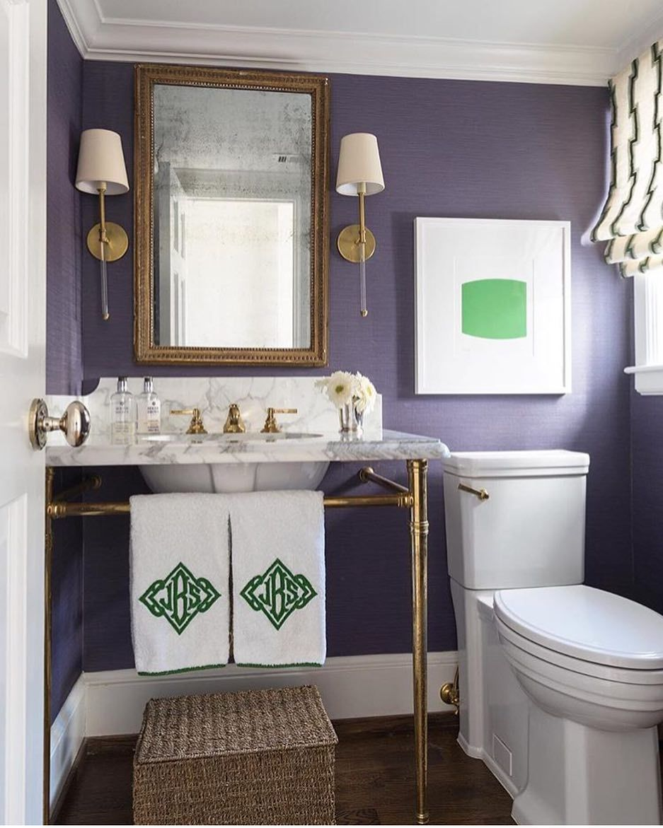 Pleasant Pin By Janet Lohman On Bathrooms Powder Rooms In 2019 Interior Design Ideas Gentotryabchikinfo