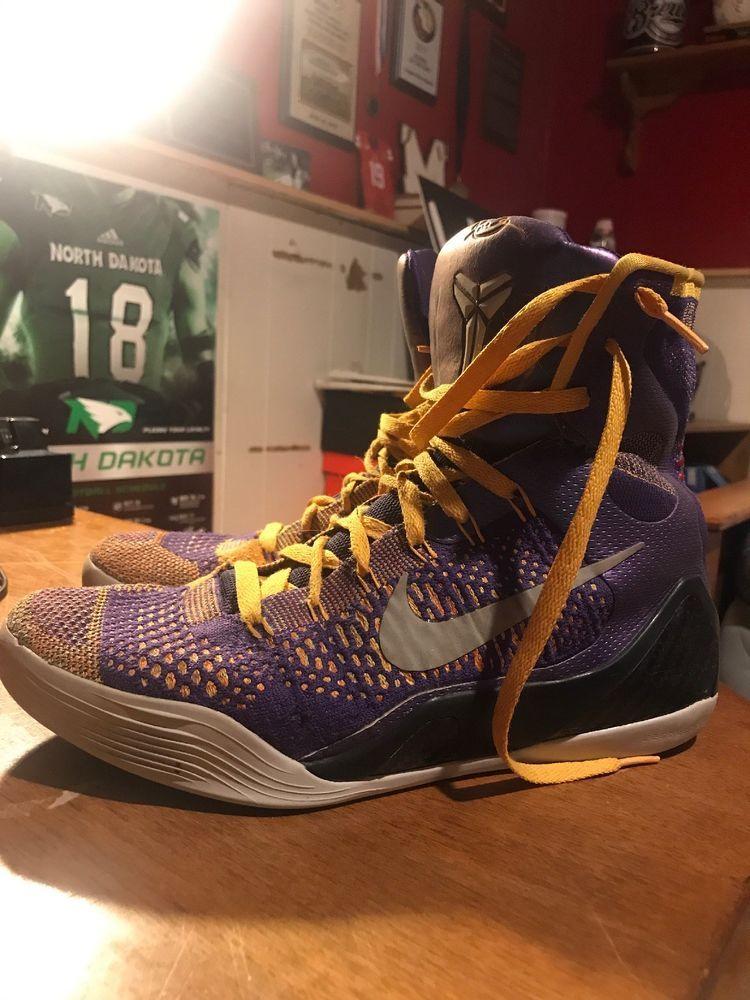 hot sale online aeb0a 34f68 2014 Nike Kobe 9 IX Elite Pre. High