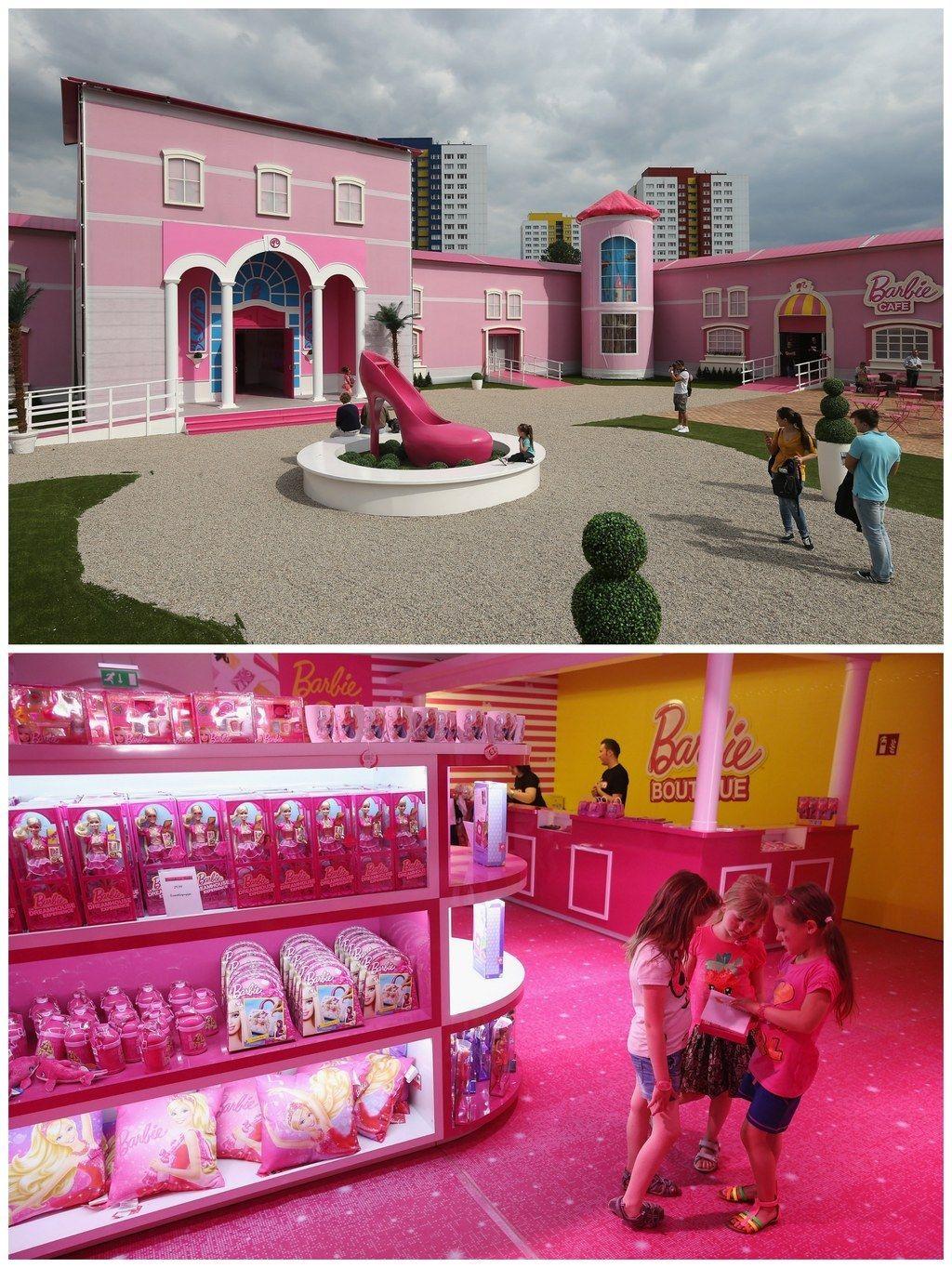 A Href Http Go Redirectingat Com Id 74679x1524629 Sref Https 3a 2f 2fwww Buzzfeed Com 2fmikesp Barbie Dream House Barbie Dreamhouse Experience Barbie Dream