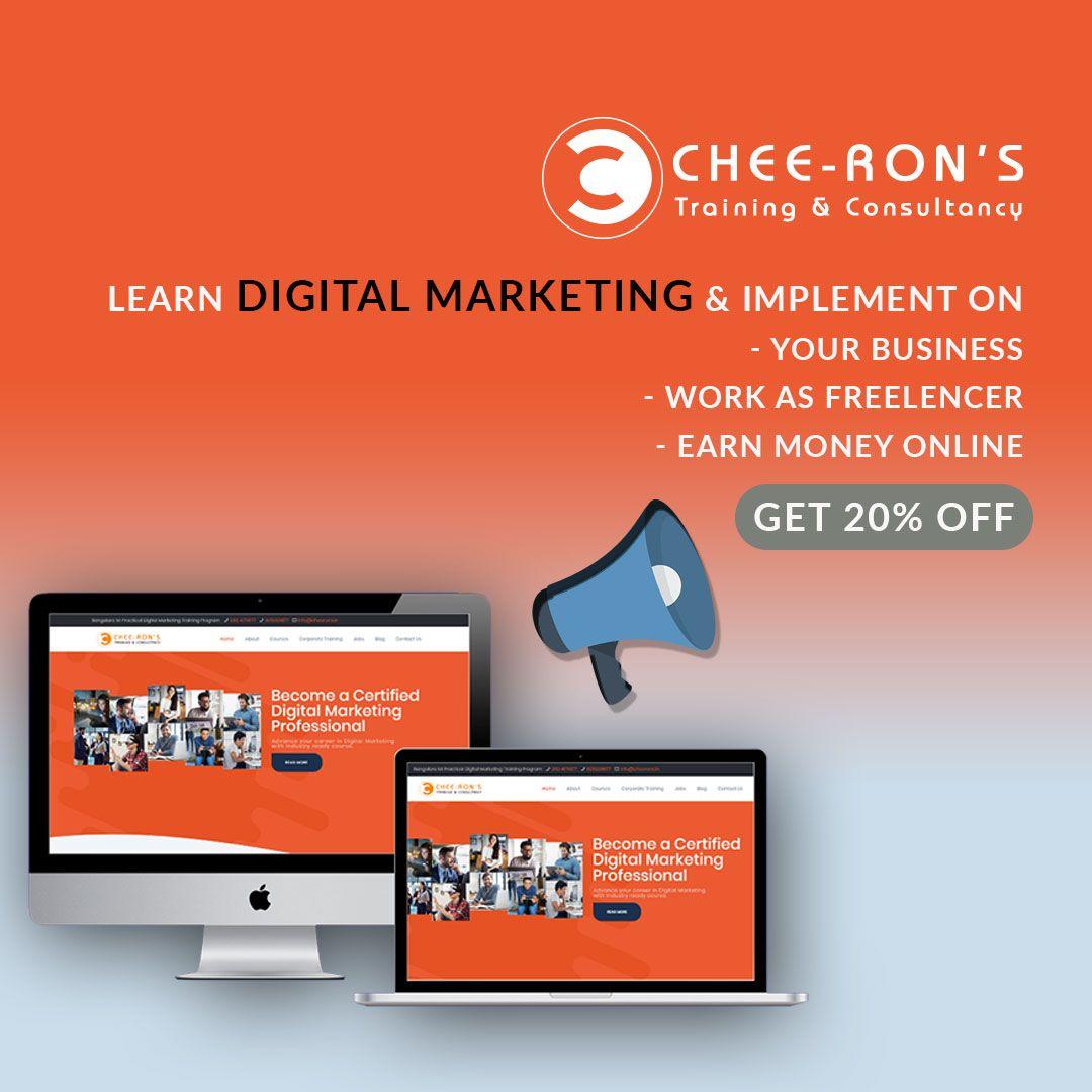Be a digital marketing consultant. Digital Marketing Course in Bangalore | Digital marketing ...