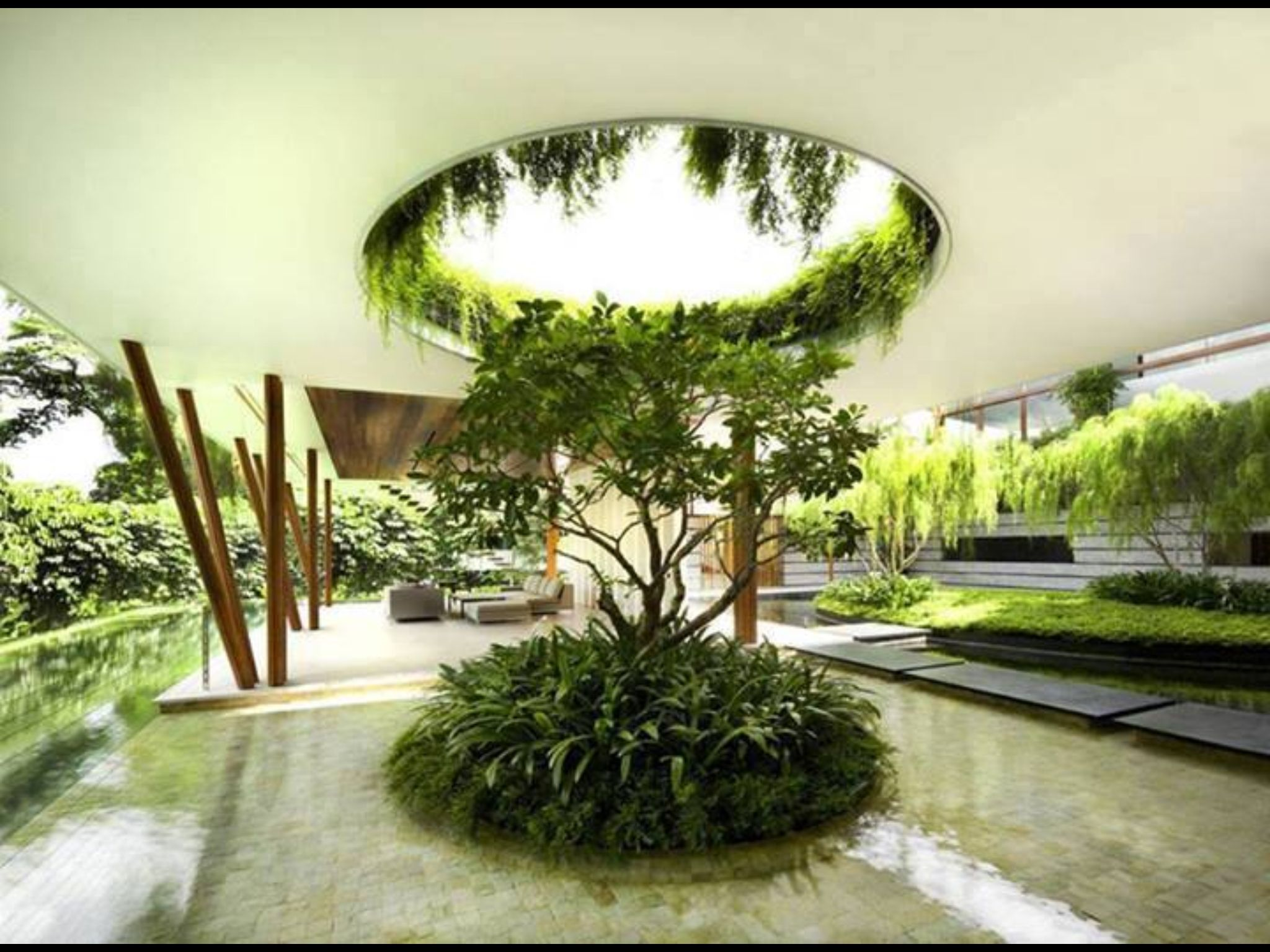 Inside outside love this idea also out doors pinterest rh