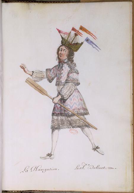 Ballet des noces de Pélée et Thétis. La navigation Ecole : Ecole française17e siècle, période moderne (Europe occidentale) Localisation : Paris, bibliothèque de l'Institut