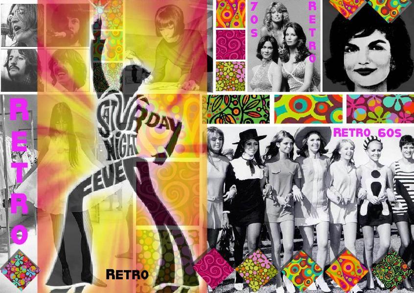 Retro themes 1960s 1970s. Retro themes 1960s 1970s   SampleBoard Fashion Mood Boards   Pinterest
