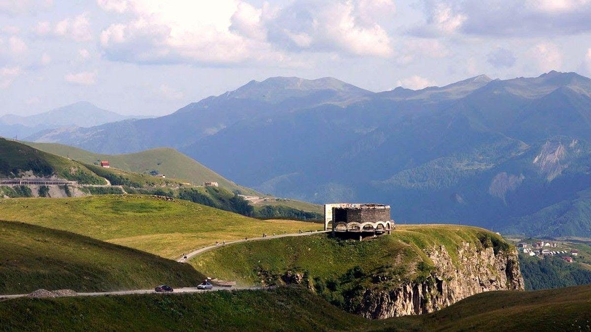 словам грузия крестовый перевал фото комплекс анкудиновский