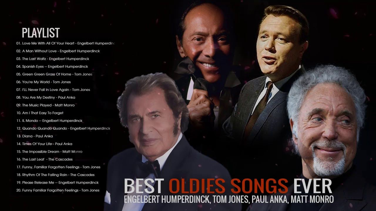 Top 100 Best Old Songs Of All Time - Greatest Oldies But Goodies