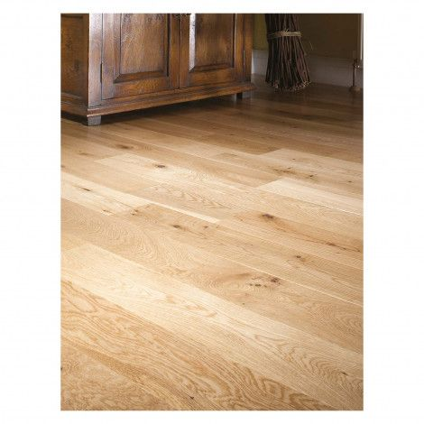 K3 Engineered Oak Lacquered Flooring Selco Kitchen Floor