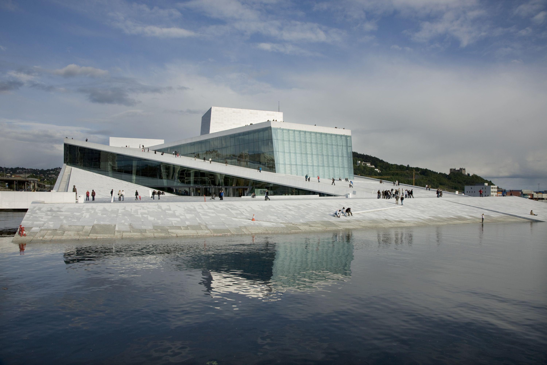 Oslo Opera House Oslo Sn¸hetta arkitektur landskap AS 2008