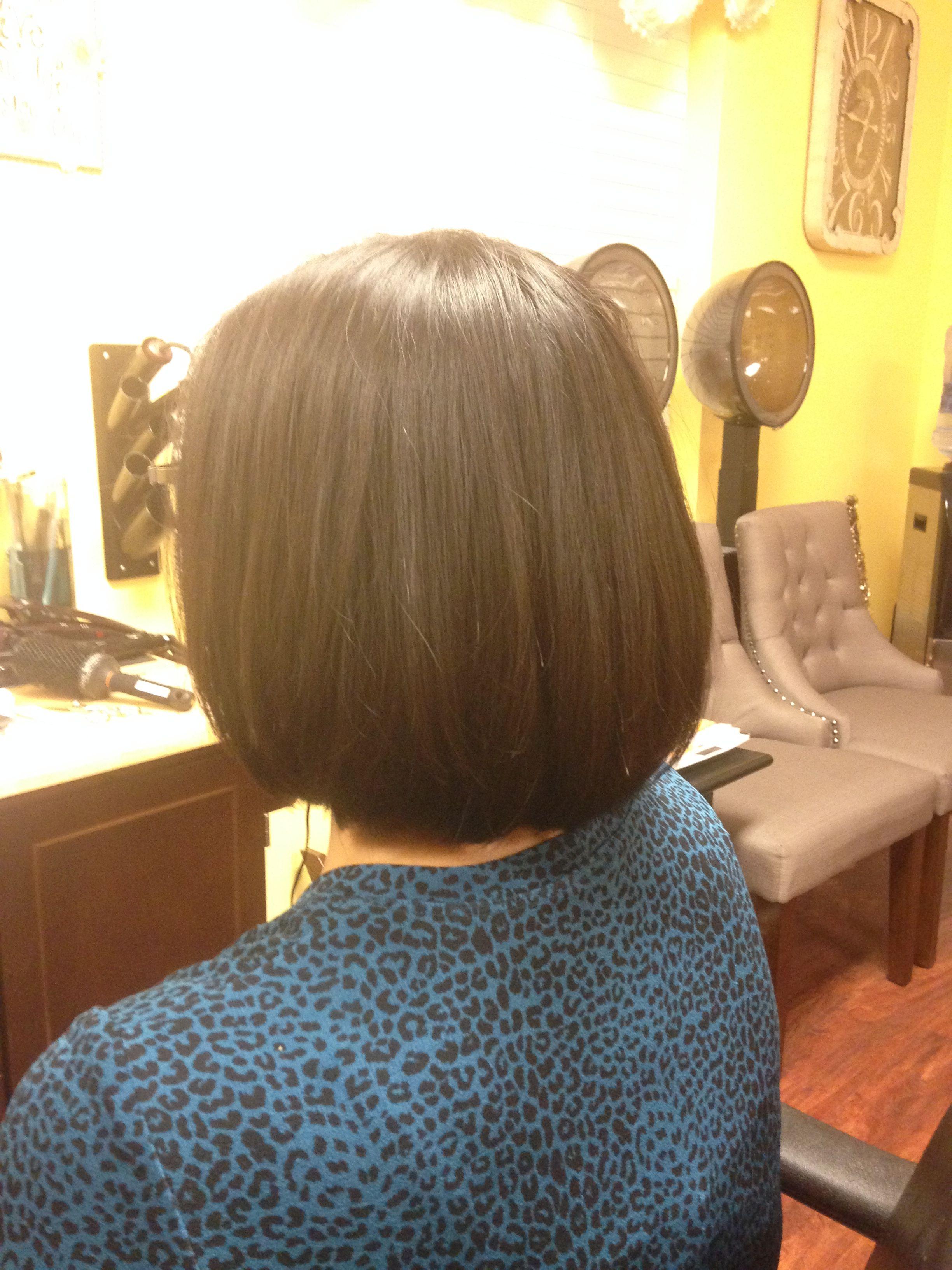soft beveled bob | bobs | bob hairstyles, hair cuts, hair