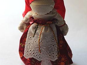 how to: Народная кукла по мотивам Тульской Барыни   Ярмарка Мастеров - ручная работа, handmade