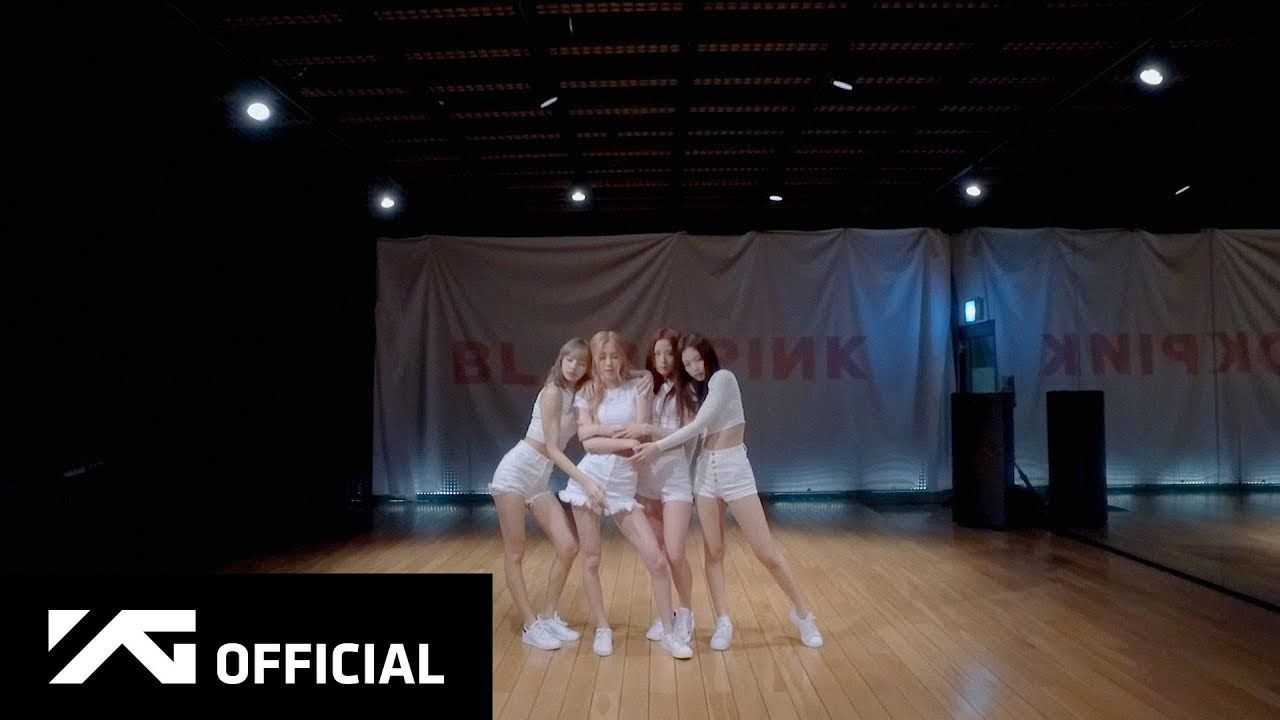 Blackpink Don T Know What To Do Dance Practice Video Moving Ver Black Pink Dance Practice Dance Practice Dance Kpop