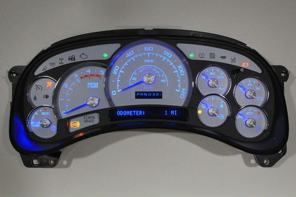 Odometer Silverado Wiring Diagrams on