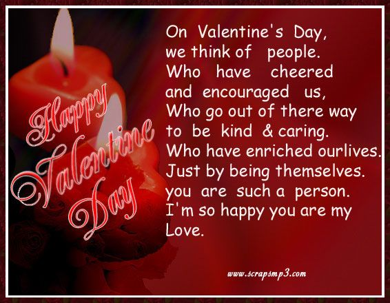 Außergewöhnlich Valentineu0027s Day Wishes,valentines Day Graphics And Quotes To Your Loved  Ones,