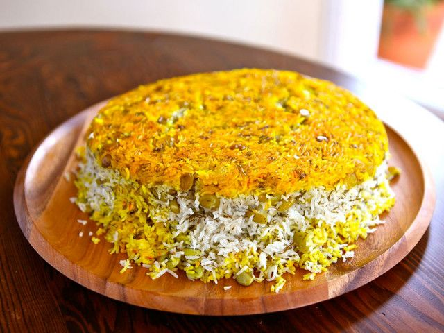Recipe for persian dill and lima bean basmati rice with crispy recipe for persian dill and lima bean basmati rice with crispy tahdig kosher pareve forumfinder Choice Image