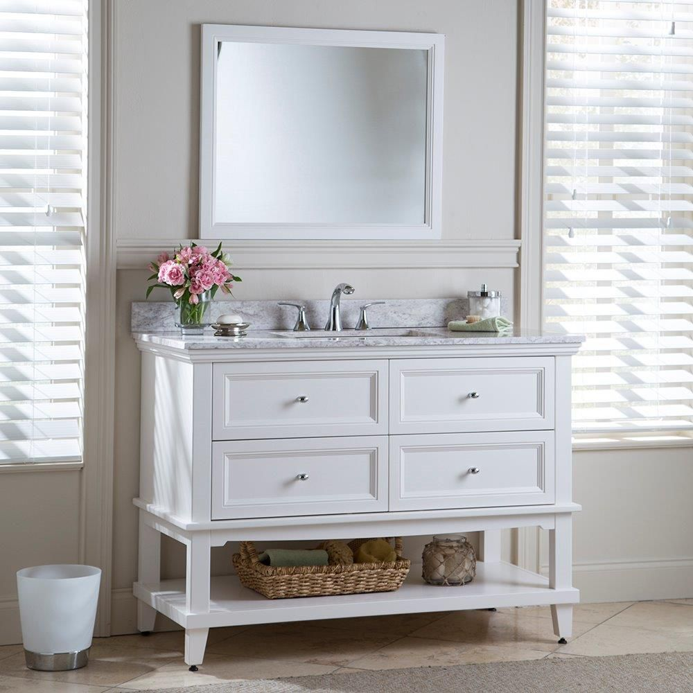 home depot vanity combo 2021 at home