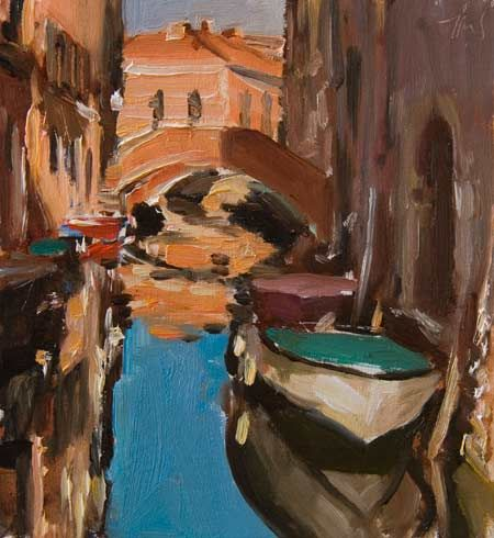 Julian Merrow-Smith, Venice