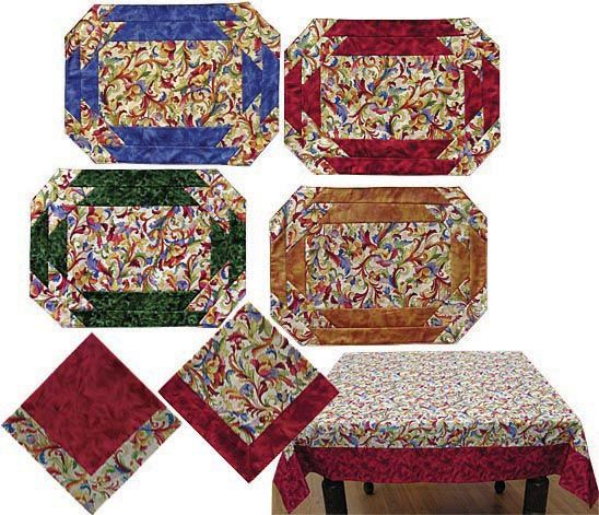 Patterns For Quilted Placemats Placemats Patterns Quilted Placemat Patterns Quilt Sewing Patterns