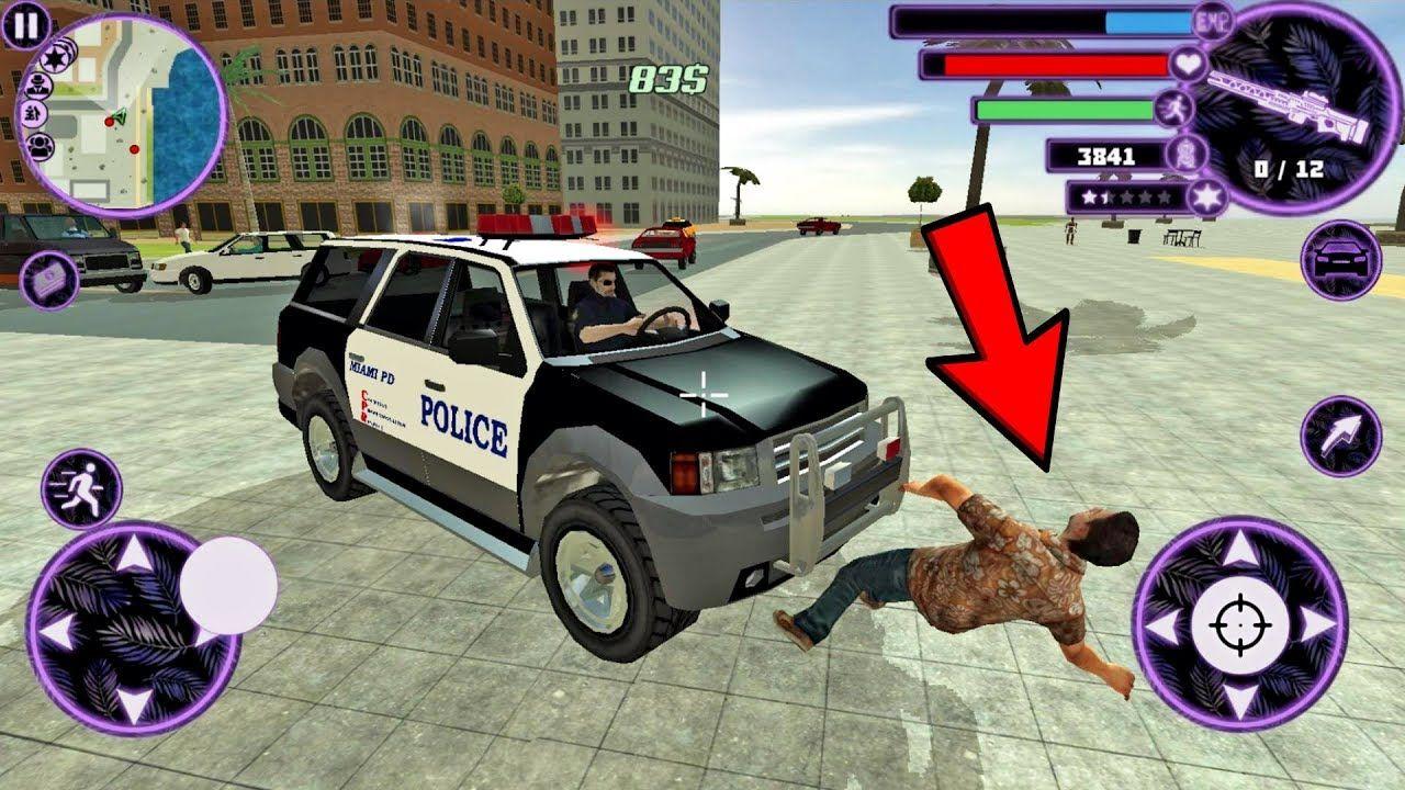 Miami Crime Simulator 2 7 Android gameplay walkthrough
