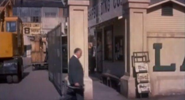 Alfred Hitchcock Makes His Cameo In Vertigo 1958 In 2019