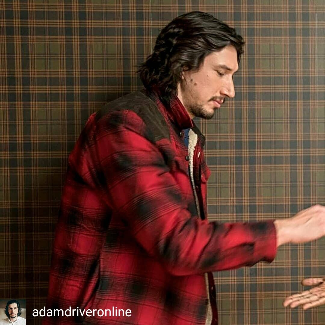 Adam Driver As Flip Zimmerman New Pics From The Blackkklansman